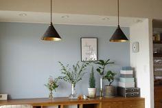 Home decoration grey ceilings 39 Ideas Grey Ceiling, Ceiling Lights, Blue Grey Wallpaper, Floor Desk, Home Studio Setup, Modern Office Design, Treatment Rooms, Interior Decorating, Interior Design