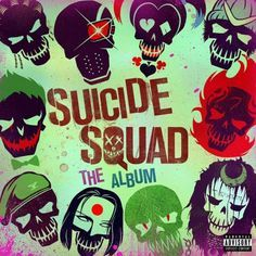 Suicide Squad Soundtrack Tracklist Revealed (Eminem, Rick Ross, Lil Wayne, Wiz Khalifa & More)