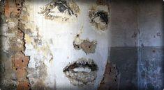 Portuguese muralist Alexandre Farto aka Vhils