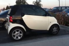 Smallest car in the world!!      LOL:).    ☺