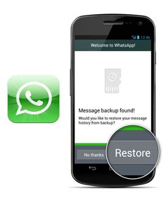 Migrate your whats app chat conversations from old android mobile to new android device easily, by following simple steps, and take your old memories with you ever.