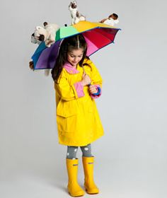 """Raining Cats and Dogs""  I love a clever pun or or idea as a costume.  This is an easy Halloween costume you can concoct in minutes :-)  and I am all about easy!  http://blogs.babble.com/the-new-home-ec/2011/09/02/20-awesome-handmade-halloween-costumes/?pid=1759#6"