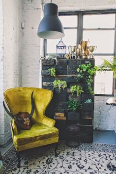Bohemian-Home-Decor-31.jpg (580×870)
