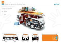itoi Volkswagen van