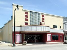 Weil Theatre, Greenfield, Indiana.  {nka H. J. Ricks Centre for the Arts}