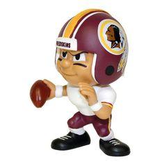 Washington Redskins NFL Lil Teammates Vinyl Quarterback Sports Figure (2 3/4 Tall) (Series 2)