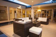 Realm Building Design Echuca - Murray Drive  - Alfresco area - pool - entertaining -
