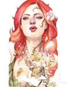 Poison Ivy by Garrie Gastonny *
