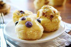 pancake muffins  {lifehack} ~ http://iambaker.net