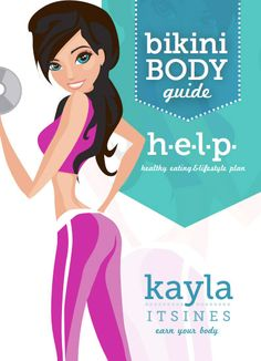 Bikini Body Guide Wks 1-12 — Kayla Itsines, The one that Lindsay Leigh Bentley does.