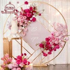 Wedding Backdrop Design, Wedding Stage Decorations, Backdrop Decorations, Wedding Themes, Flower Decorations, Wedding Designs, Party Backdrops, Wall Backdrops, Ceremony Backdrop