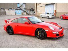 ポルシェ 911 GT3 スポーツクロノPKG (レッド)