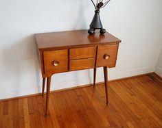 Mid Century Modern Vintage Cabinet by ljindustries on Etsy