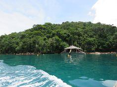 Lagoa verde - Ilha Grande - Angra dos Reis - RJ