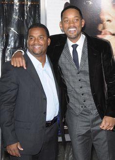 Carlton Banks, el primo de Will Smith en 'El príncipe de Bel Air', se ha casado #actors #celebrities #people
