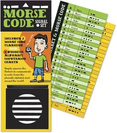 Morse Code Alphabet For Kids Printing Pen Templates Free Printable Morse Code Words, Area And Perimeter, Rainbow Resource, Best Stocking Stuffers, Coding For Kids, Alphabet For Kids, Science Kits, Book Activities, Kids Learning