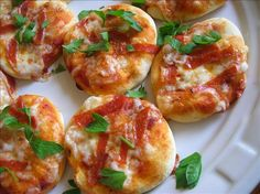 Easy Grands Cheese Pizzas. Photo by Pam-I-Am