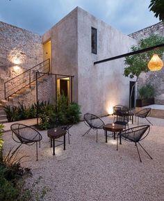 "9,091 Likes, 29 Comments - ArchitectureOskar - Hexagon O. (@architectureoskar) on Instagram: ""Amazing patio 😍"""