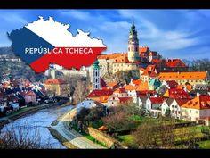 🌎 Republica Tcheca   Top 10 Melhores Lugares Para Visitar na Republica T...