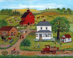 mary singleton folk art homepage - Yahoo Image Search Results