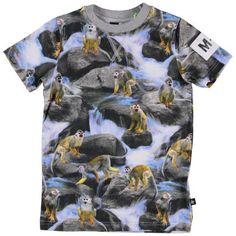 Molo monkey shirt