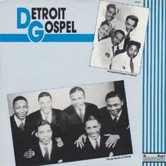 Detroit produced many Gospel artists: Oliver Green, Della Reese and Grammy winners BeBe & Cece Winans #BlackMusicMonth