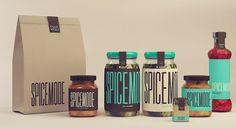 check out our list of 30 Amazing Spices Packaging Design For inspiration. All these spices packaging designs are really interesting, brilliantly creative, and attention-grabbing. Spices Packaging, Clever Packaging, Food Packaging Design, Pretty Packaging, Packaging Design Inspiration, Brand Packaging, Gift Packaging, Branding Design, Label Design