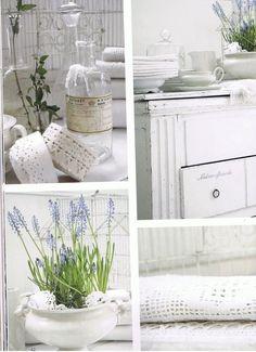 ~Whisper of White Cottage~
