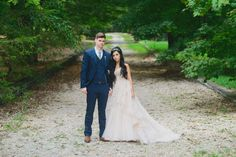 Fairytale-Inspired Wedding: Cassi + Chris – Part 1 | Green Wedding Shoes Wedding Blog | Wedding Trends for Stylish + Creative Brides