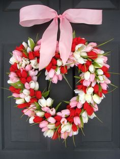 https://www.etsy.com/listing/176362603/red-tulip-heart-wreath-valentines-day