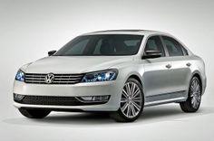 VW Passat Performance Concept: Detroit 2013