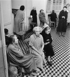French Mental Asylum