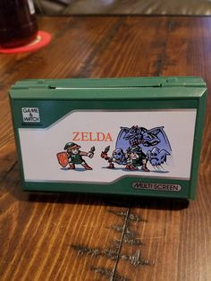 Gorgeous Zelda Game and Watch- love the artwork #gaming #games #gamer #videogames #videogame #anime #video #Funny #xbox #nintendo #TVGM #surprise