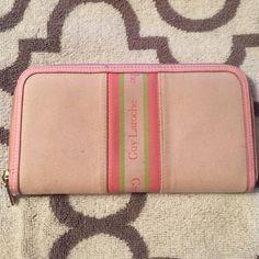 d99fe38c3af1 Guy Laroche Pink Wallet (European Designer)