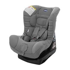 Chicco Eletta Comfort - Silla de coche, grupo 0+/1, color gris
