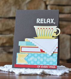 Pickled Paper Designs: Relax With the Turning of Every Page