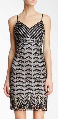 Nocturne Beaded Dress