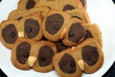 Owl Biscuits - what a cute idea.