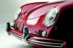 Image 8 of 9: Photo Courtesy: Daniel Strohl Thought the rounded design changed in details, it remained the face of Porsche for 17 years.  In only one of those years and only in America would it not carry the 356 name