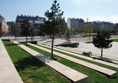 Jardins d'Eole, Paris