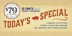Charcuterie - Webfont & Desktop font « MyFonts