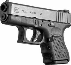 Glock Model 27 Gen-4 .40 caliber: