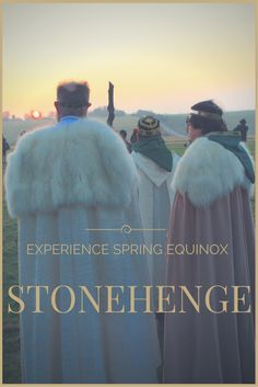"""Spring equinox celebrations at Stonehenge are one of those """"once in a lifetime"""" experiences. This is what happens when pagans and druids make the pilgrimage to the stones - Full article vagrantsoftheworld.com"""