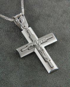 Crosses, Egg Salad, Jewellery, Necklaces, Man Jewelry, Jewels, Schmuck, Jewelry Shop, Jewlery