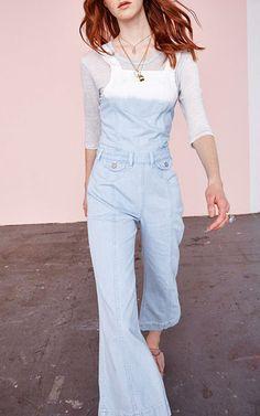 Ulla Johnson | ombre overalls