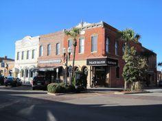 5. Fernandina Beach Historic District