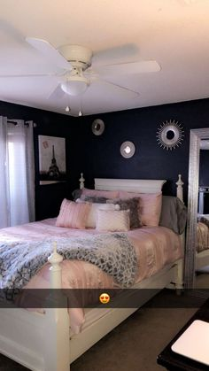 teen-bedroom-ideas-teenage-ladies-bedroom-ideas-for-each-style-from-girly-women-to-gamines-motivate-optimism-with-bright-florals-curate-an-awes/ SULTANGAZI SEARCH Cool Teen Bedrooms, Kids Bedroom Sets, Room Ideas Bedroom, Small Room Bedroom, Girl Bedroom Designs, Girls Bedroom, Bedroom Art, Master Bedroom, Bedroom Furniture
