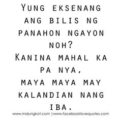 12 Best Quotes images | Pinoy quotes, Tagalog quotes patama