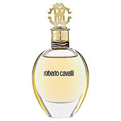 Roberto Cavalli's Sexy New Signature Scent and Face