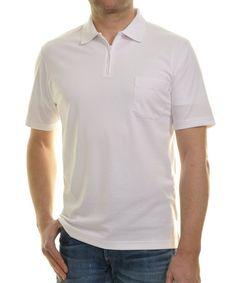 RAGMAN Poloshirt ab 39,95€. RAGMAN Poloshirt, Leichte Baumwollmischung, Klassicher Schnitt, Polokragen mit Zip, Mit Brusttasche bei OTTO